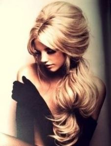 blonde hair for blog - teezer post 1