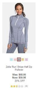 nordstrom sale, zella jacket, zella sale, npg, coral, spring 2014