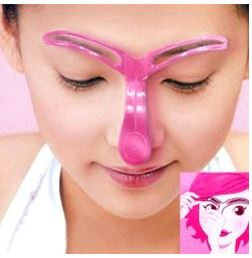 amazon, anastasia brows, stencil brows, funny cosmetic contraptions, cosmetic inventions, brows, eye brows