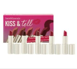Kiss and Tell: 5 Mini Lipsticks in all the perfect colors!