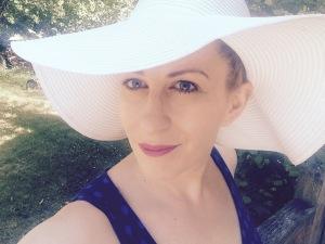 Arica Kildea wearing Bravon Beauty